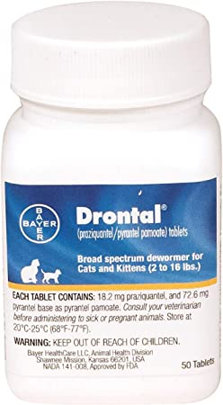 Drontal plus féreghajto ara