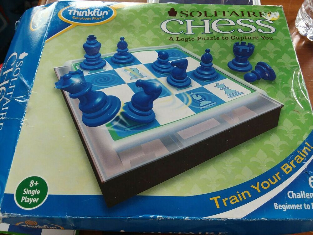 Solitaire Chess, Logic Soliter